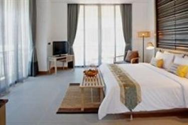 Hotel Mandarava Resort And Spa Karon Beach: Cour de Recreation PHUKET