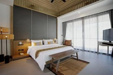 Hotel Mandarava Resort And Spa Karon Beach: Peinture à Fresque PHUKET
