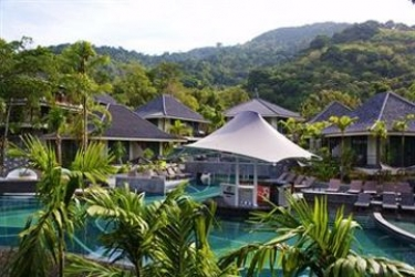 Hotel Mandarava Resort And Spa Karon Beach: Camera Athenian Panorama PHUKET