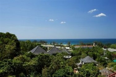 Hotel Mandarava Resort And Spa Karon Beach: Campo da Basket PHUKET