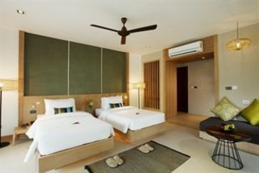 Hotel Mandarava Resort And Spa Karon Beach: Lounge PHUKET