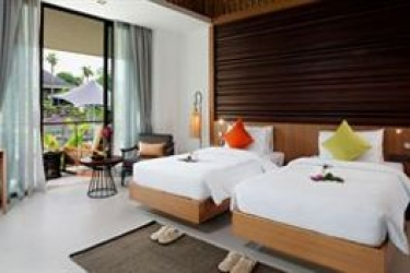 Hotel Mandarava Resort And Spa Karon Beach: Particolare della Camera PHUKET