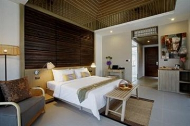 Hotel Mandarava Resort And Spa Karon Beach: Exterior PHUKET