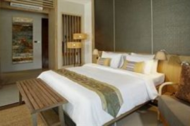 Hotel Mandarava Resort And Spa Karon Beach: Living Room PHUKET
