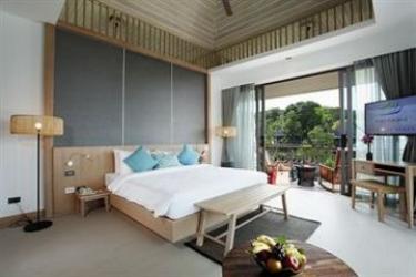Hotel Mandarava Resort And Spa Karon Beach: Suite Room PHUKET