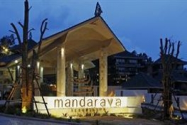 Hotel Mandarava Resort And Spa Karon Beach: Twin Room PHUKET