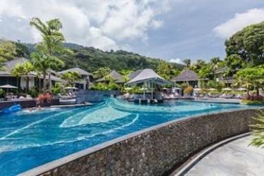 Hotel Mandarava Resort And Spa Karon Beach: Veranda PHUKET