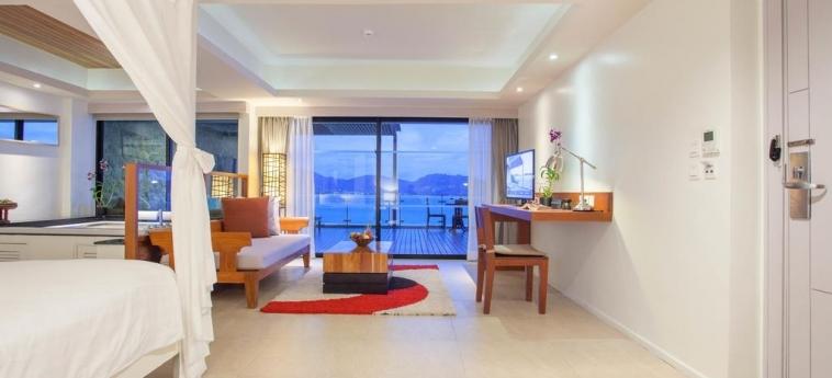 Hotel U Zenmaya Phuket: Camera Matrimoniale/Doppia PHUKET