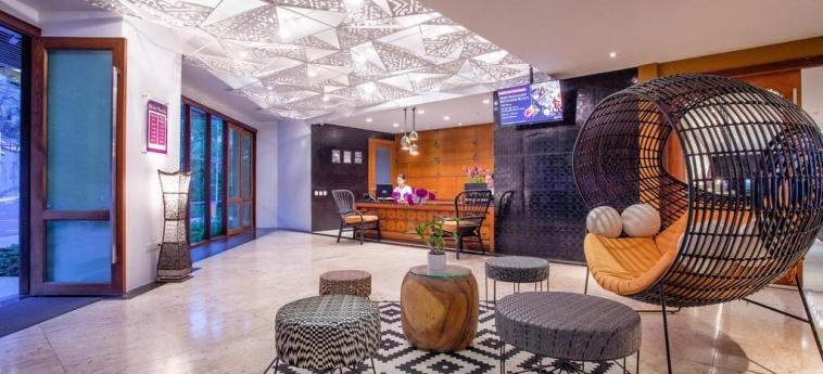 Hotel U Zenmaya Phuket: Lobby PHUKET