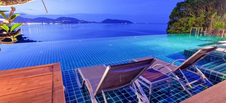 Hotel U Zenmaya Phuket: Piscina PHUKET