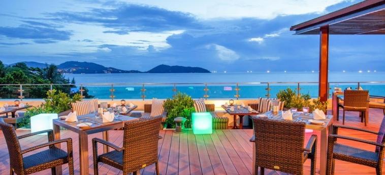 Hotel U Zenmaya Phuket: Ristorante PHUKET
