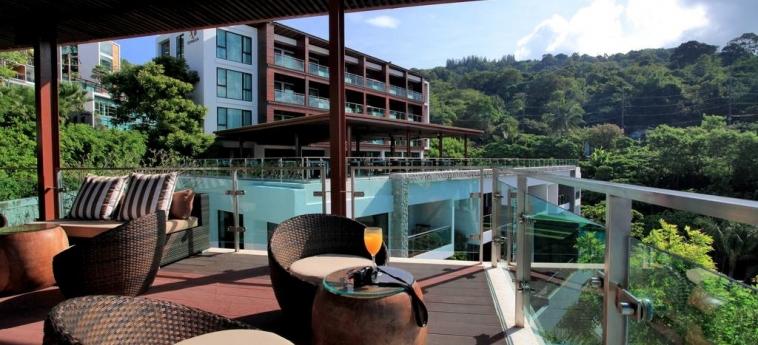 Hotel U Zenmaya Phuket: Sala Colazione PHUKET