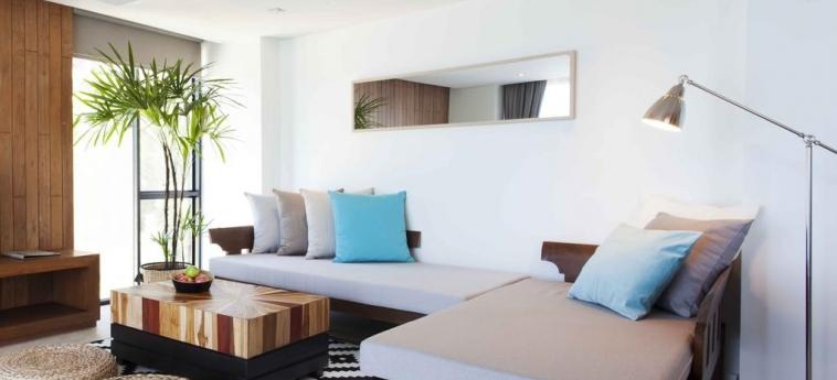 Hotel U Zenmaya Phuket: Salotto PHUKET