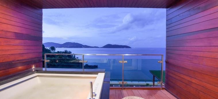Hotel U Zenmaya Phuket: Vasca idromassaggio PHUKET