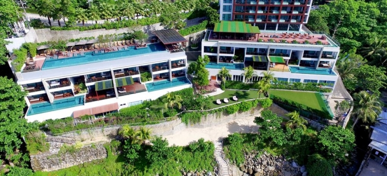 Hotel U Zenmaya Phuket: Vista Aerea PHUKET