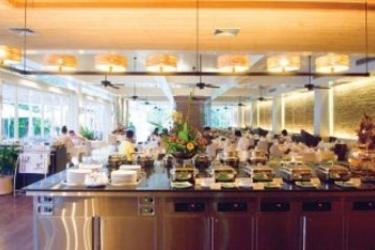 Hotel Doubletree By Hilton Phuket Banthai Resort: Restaurante PHUKET