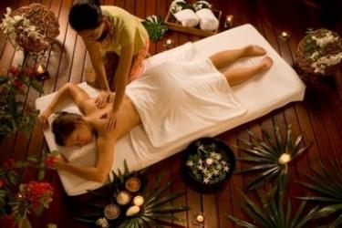 Hotel Doubletree By Hilton Phuket Banthai Resort: Spa PHUKET