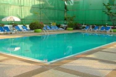 Hotel Doubletree By Hilton Phuket Banthai Resort: Außenschwimmbad PHUKET