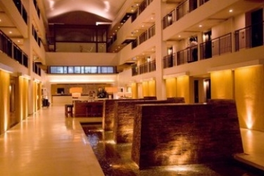 Hotel Doubletree By Hilton Phuket Banthai Resort: Lobby PHUKET