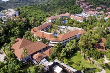Hotel Centara Karon Resort: Exterieur PHUKET