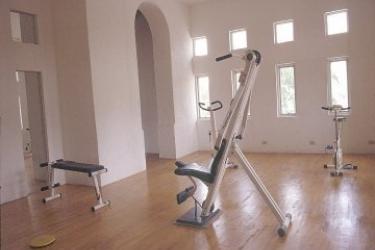 Hotel Centara Karon Resort: Salle de Gym PHUKET