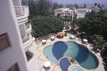 Hotel Centara Karon Resort: Swimming Pool PHUKET