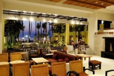 Hotel Woraburi Resort & Spa: Bar PHUKET