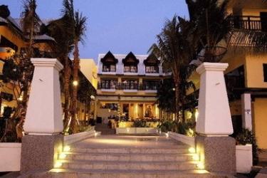 Hotel Woraburi Resort & Spa: Entrada PHUKET