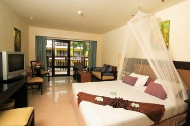 Hotel Woraburi Resort & Spa: Habitación de Lujo PHUKET