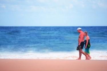 Hotel Woraburi Resort & Spa: Playa PHUKET