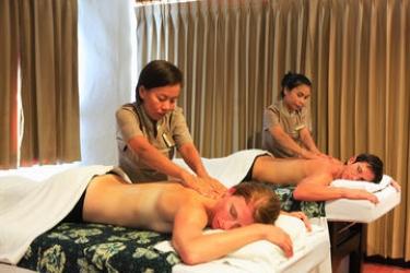 Hotel Woraburi Resort & Spa: Spa PHUKET