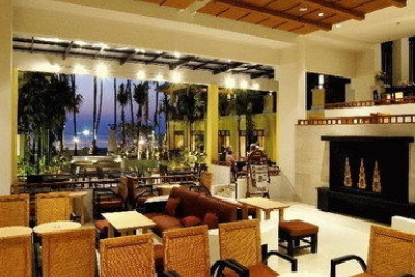 Hotel Woraburi Resort & Spa: Lounge Bar PHUKET