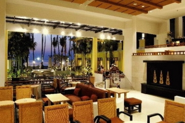 Hotel Woraburi Resort & Spa: Lounge PHUKET
