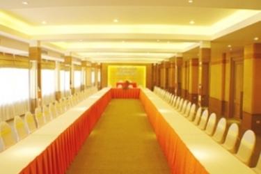 Hotel Duangjitt Resort: Sala de conferencias PHUKET