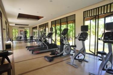 Hotel Duangjitt Resort: Centro Fitness PHUKET