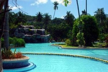 Hotel Duangjitt Resort: Esterno PHUKET