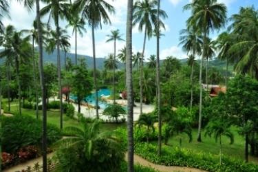 Hotel Duangjitt Resort: Piscina PHUKET