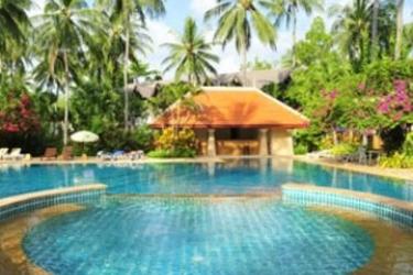 Hotel Duangjitt Resort: Außenschwimmbad PHUKET