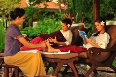 Hotel Duangjitt Resort: Spa PHUKET