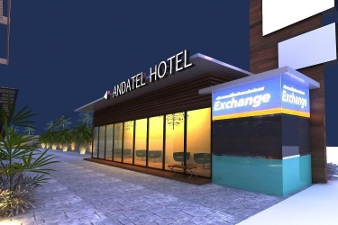 Hotel Andatel Grandé Patong Phuket: Exterior PHUKET