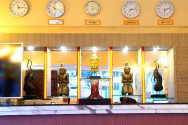 Hotel Andatel Grandé Patong Phuket: Lobby PHUKET