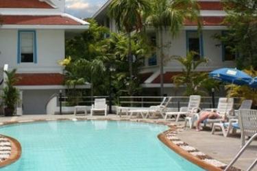 Hotel Andatel Grandé Patong Phuket: Piscina Exterior PHUKET