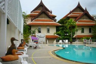 Hotel Andatel Grandé Patong Phuket: Swimming Pool PHUKET