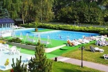 Hotel Balnea Grand: Cour de Recreation PIESTANY