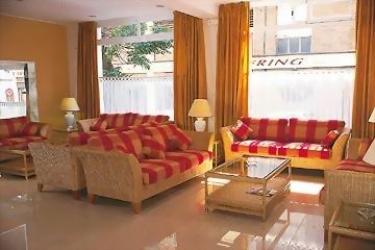 Hotel Merce: Hall PINEDA DE MAR - COSTA DEL MARESME