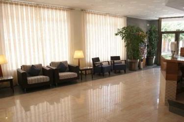 Hotel Merce: Lobby PINEDA DE MAR - COSTA DEL MARESME