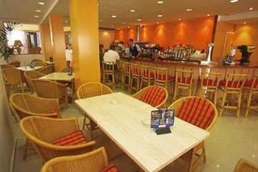 Hotel Merce: Lounge Bar PINEDA DE MAR - COSTA DEL MARESME