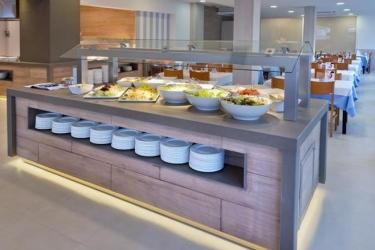 Hotel Merce: Restaurant PINEDA DE MAR - COSTA DEL MARESME