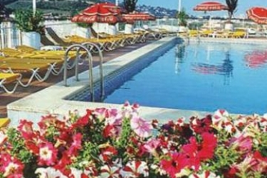 Hotel Merce: Swimming Pool PINEDA DE MAR - COSTA DEL MARESME