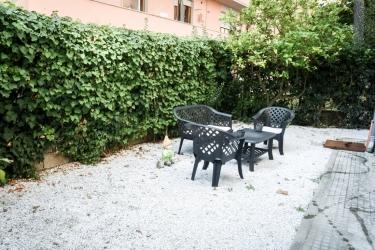 Hotel Affittacamere Delfo: Garden PISA
